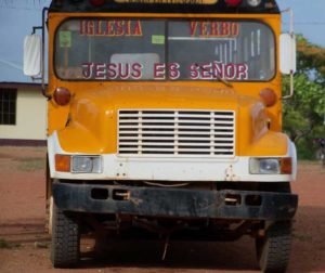 Nicaragua-bus