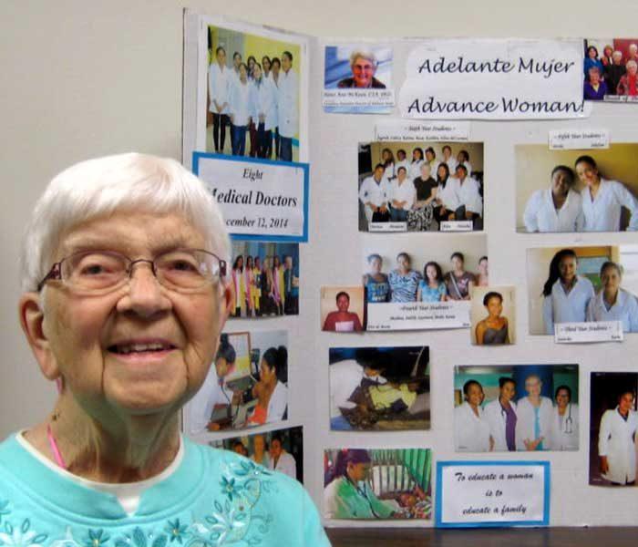 Sister Stella Marie,CSA