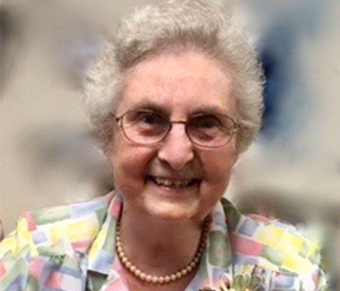 Sister Ann McKean, CSA, PhD ~ Foundress