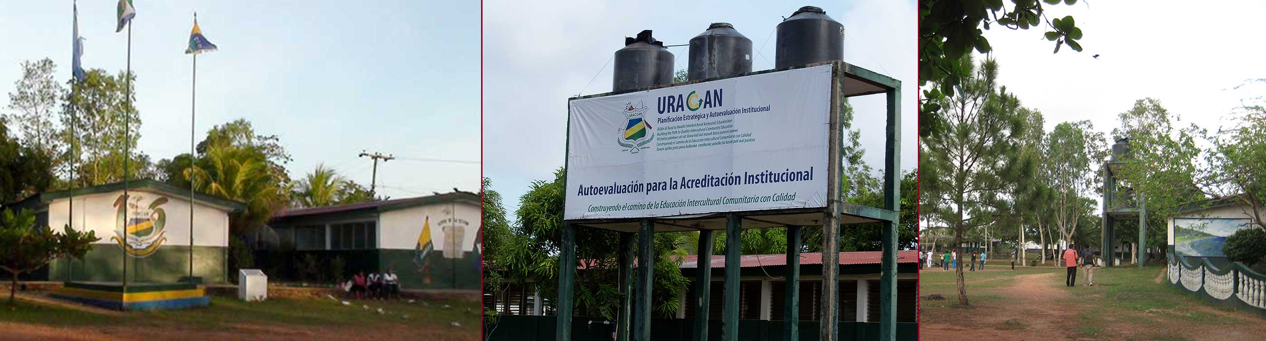 Campus of the University of the Autonomous Regions of the Nicaraguan Caribbean Coast (URACCAN)