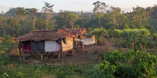 Homes of northeast Nicaragua
