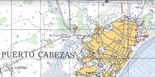 Puerto Cabezas Map