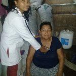 Medical student Xochil-year 4