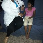 Medical student Allison-year 6